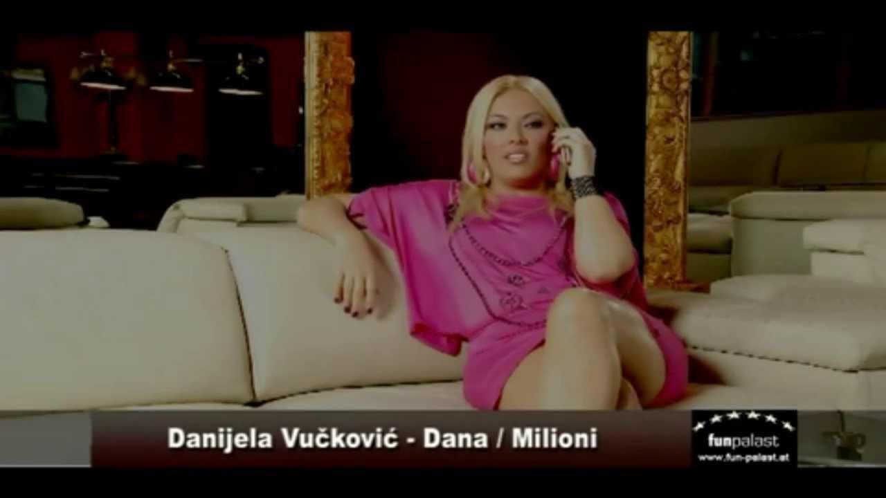 Danijela Dana Vučković, pevacica, estrada,muzika, zvezda,estradna pevacica, intervju
