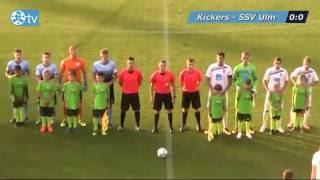 7. spieltag: stuttgarter kickers vs. ssv ulm - spielbericht+interview