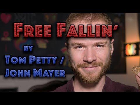 TOM PETTY/JOHN MAYER - Free Fallin' (Cover) | Sam Clark