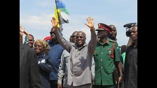 ZIARA YA JPM MWANZA: JPM kwenye ufunguzi wa kiwanda cha dawa za binadamu Buhongwa - Mwanza