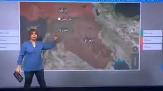 ظهور جبل الذهب قد اقترب بعد انخفاض مياه نهر الفرات إليك الدليل. يوسف أحمد .
