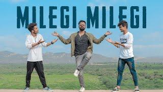 Milegi Milegi Dance Choreography | Zumba | Stree | Mika Singh | Bollywood Dance 2018 | Samar Singh