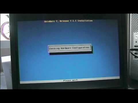 UnixWare 7 1 1 Installation