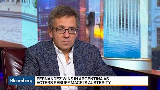 IMF Won't Be Happy With Argentina Under Fernandez, Eurasia Group's Bremmer Says