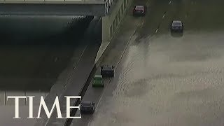 2 Killed, Hundreds Rescued In Southeastern Texas After Imelda Dumps 40 Inches Of Rain | TIME