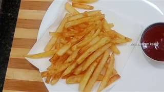 How to & Best Cooking Recipes for french fries recipes in kannadahomemade french friesHomemade perfe