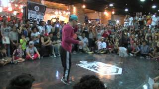 KOB 2014 - Breaking Battles | PIVET (The King) vs. FERNANDINHO (Super Star Bboy)