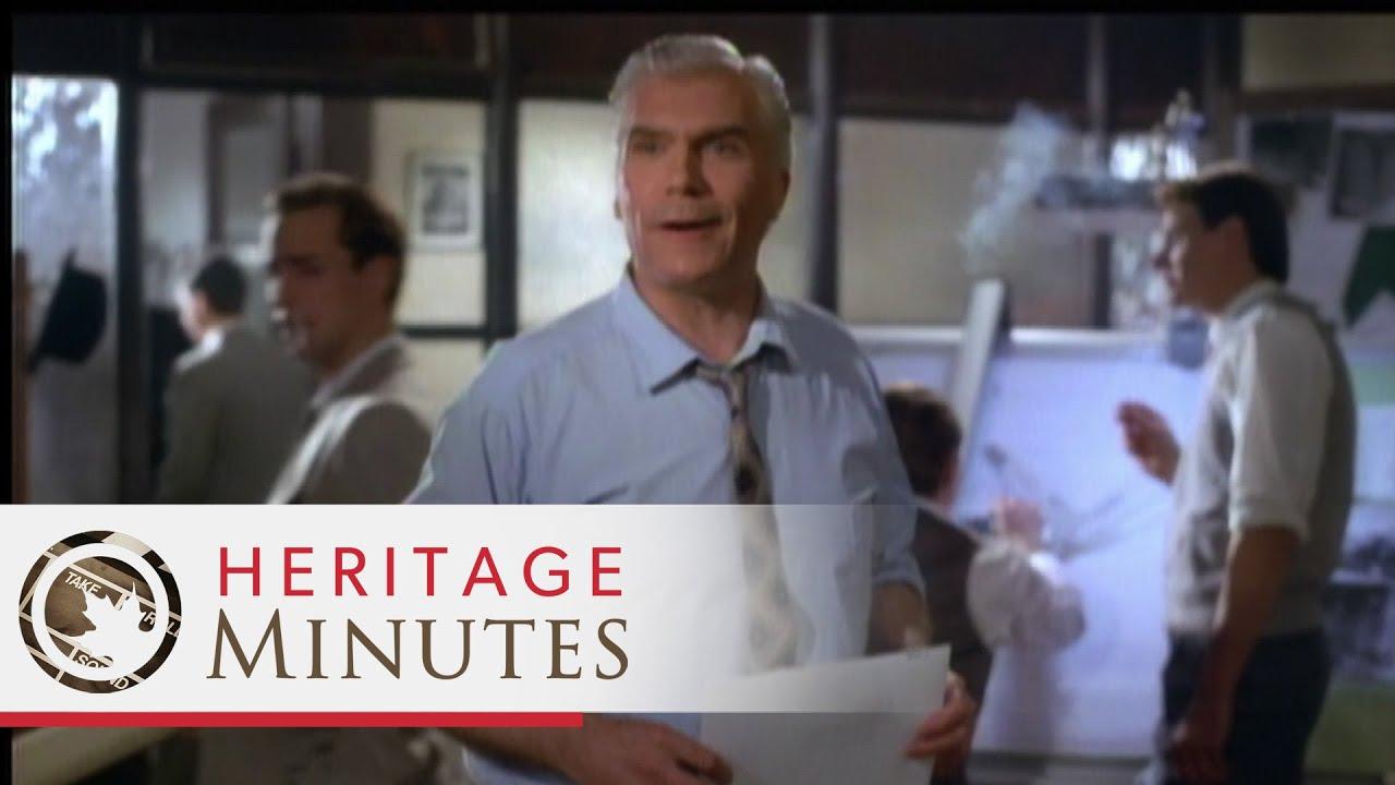 Heritage Minutes: Le Réseau