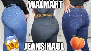Fashion Nova, WALMART Is Coming For Youuu! The BEST Booty Jeans! UNDER $20!