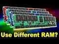 Different Frequency RAM Use Together On The Same Motherboard (Hindi) | Kshitij Kumar
