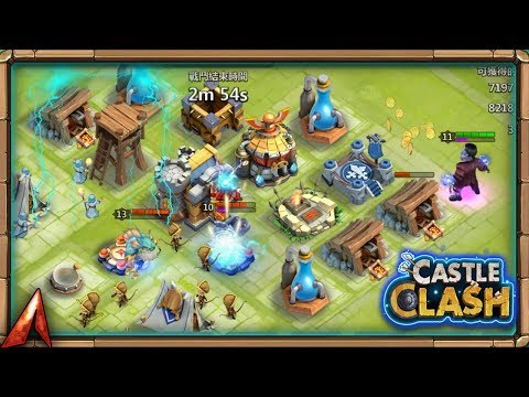 New Hero  Creation-01 Gameplay! Is He Good!? Castle Clash