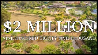 2985000 southern california equestrian disneyland