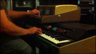 The Doors -Keyboard Cover: Alabama Song / Backdoor Man / Five To One Hollywood Bowl