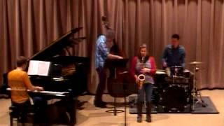 Lionel Hampton Big Band Audition: Blue Bossa (Transcription)