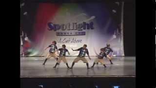 BX5 Crew - Gettin' Low Auburn Dance Academy