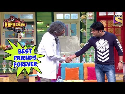 Kapil & Gulati, Best Friends Forever – The Kapil Sharma Show