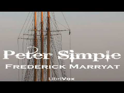 Peter Simple   Frederick Marryat   Nautical & Marine Fiction   Talkingbook   English   1/9