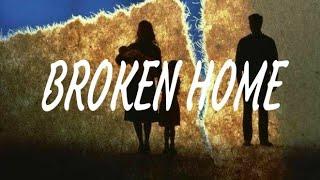 BROKEN HOME _ DANDY BARAKATI Ft JOSUA VINZKY ( VIDEO LIRIK )