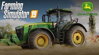 Farming Simulator 19 - John Deere and Cotton Confirmed!!! - AMAZING - SHOCKING - EXTREME