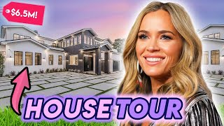 Teddi Mellencamp | House Tour | RHOBH Mansions In Encino and Mount Olympus, Hollywood Hills