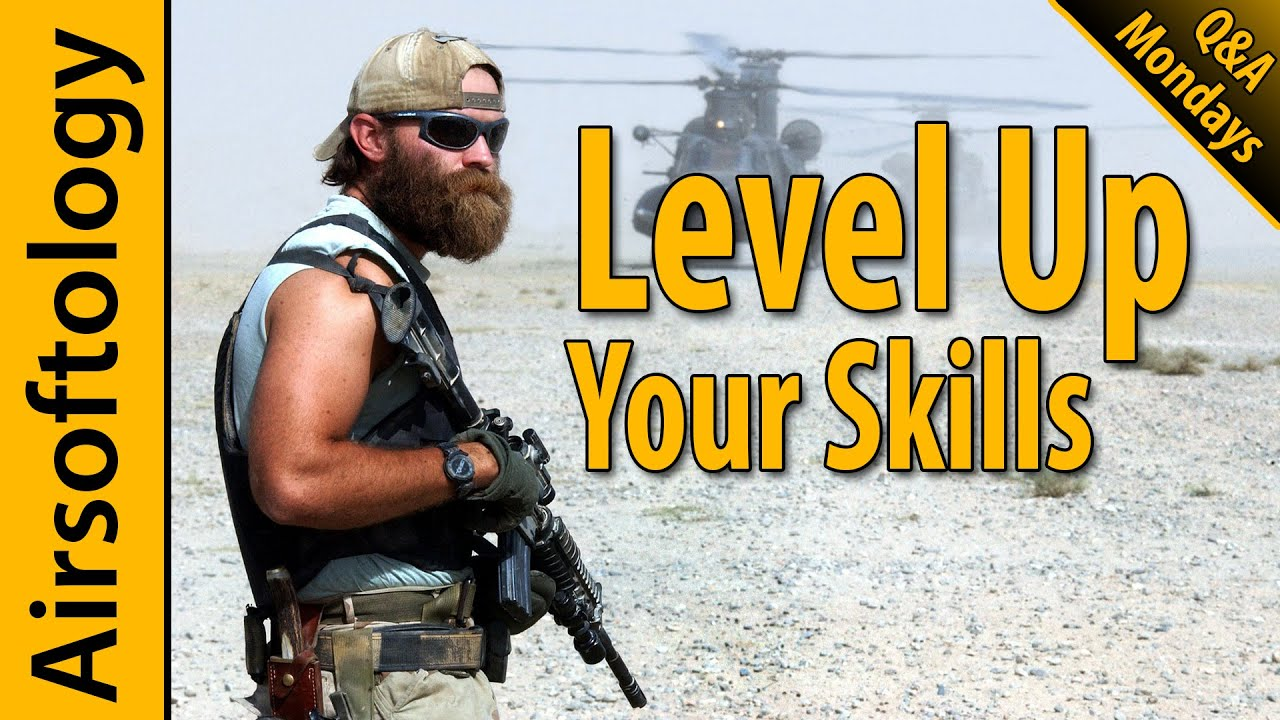 Forum on this topic: How to Improve Your Airsoft Skills, how-to-improve-your-airsoft-skills/