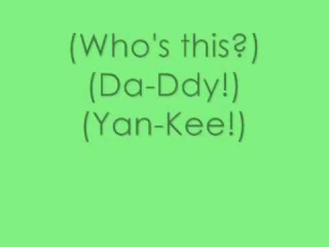 Daddy yankee - Gasolina lyrics.