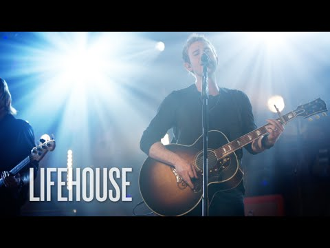 """Lifehouse """"You And Me"""" Guitar Center Sessions On DIRECTV"""