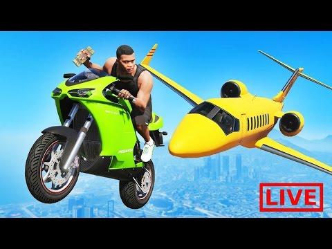 GTA 5 Fun Stream [ENGLISH/HINDI + FACE-CAM]• LiveStream #31