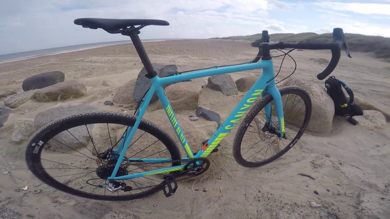 NewBike//Assembly//FirstRide//Canyon INFLITE AL SLX 8 0 PRO RACE 2018