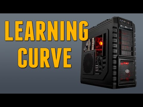 The Learning Curve of PC Gaming