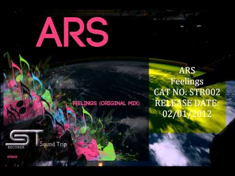 ARS - Feelings (Original Mix) .avi