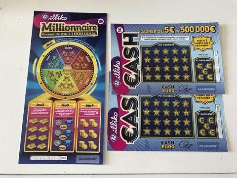 JOLI GAIN 🤑🍀 1 millionnaire & 1 cash | La séléction de Papillon #2