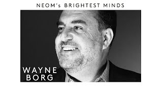 Brightest Minds: Wayne Borg, Managing Director of Media, Entertainment, Culture and Fashion Sector