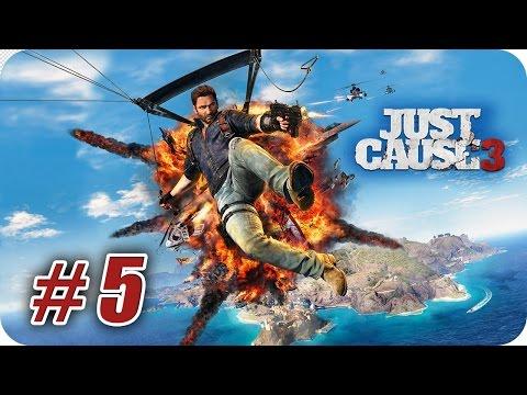 Just Cause 3 - Gameplay Español - Capitulo 5 - Vaquero Explosivo - 1080pHD