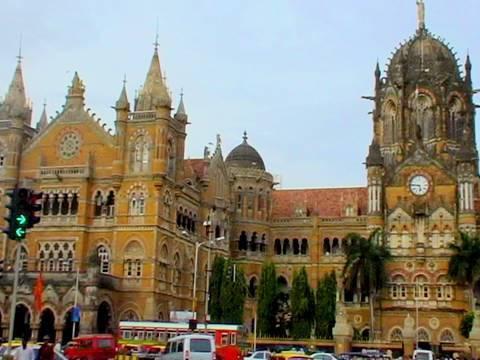 C S T Station ( V T)  Mumbai  Bombay  Maharashtra