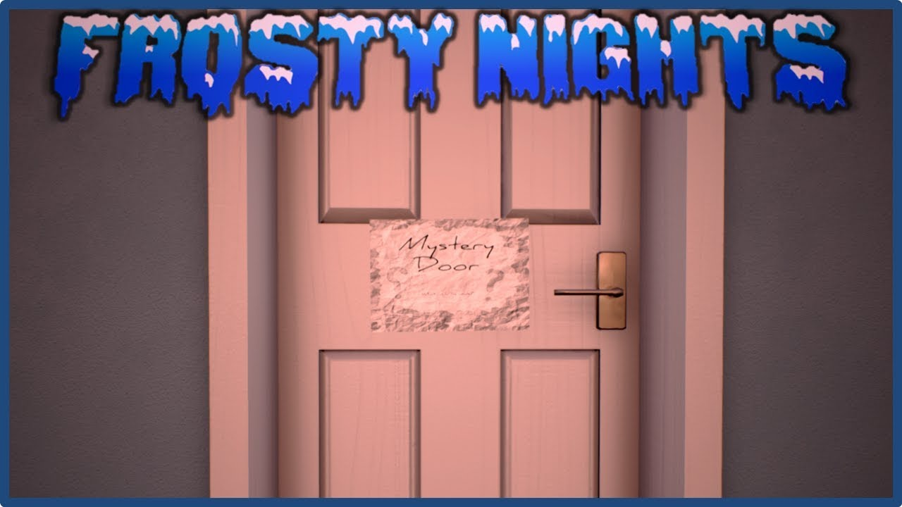 Whatu0027s Inside the Mystery Door? Come Find Out | Frosty Nights & Whatu0027s Inside the Mystery Door? Come Find Out | Frosty Nights ... pezcame.com