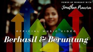 Gambar cover BERHASIL DAN BERUNTUNG (HD) - Jonathan Prawira & POW Live