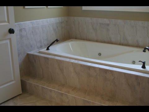 Bathtub Surround Ideas - YouTube