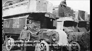 视频:参与一战伦敦公交车重新上路