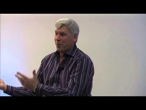 Pete Hudson (iTriage) at Startup Grind Denver