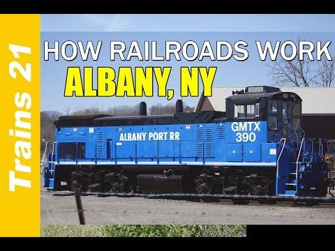 HOW RAILROADS WORK Ep. 8: Albany, NY
