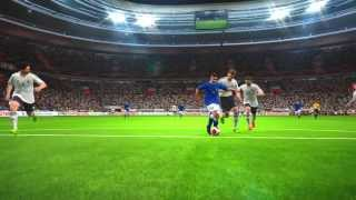 PES 2014 - Compilation of Skills and Goals - Italy [HD]