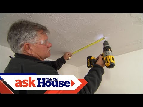 How to Hang Bikes in a Garage | Ask This Old House - YouTube