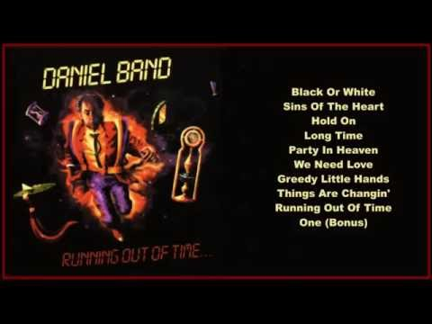 Daniel Band -- Running Out Of Time (Full Album)