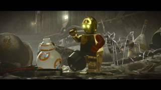 LEGO Звездные войны: Пробуждение силы — телереклама Not Done Yet