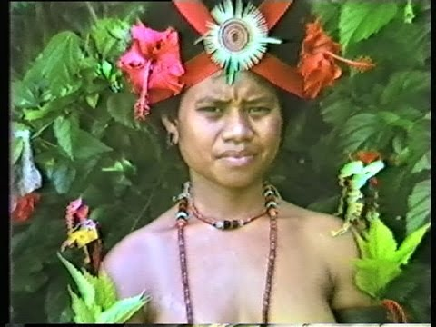 Trobriand Islands (Islands of Love) PNG 1984