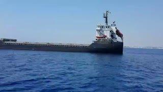 Fishing on Cyprus. Рыбалка с яхты в Средиземном море.
