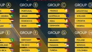 Jadwal Piala Dunia Rusia 2018 Lengkap dan Jam Tayang Main
