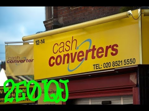 Cash Converters Score