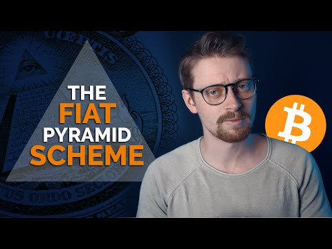 Fiat Money - Biggest Pyramid Scheme Of All Time | Why We Need Bitcoin | Masters and Slaves of Money